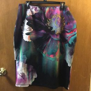 Apt 9 pull on skirt